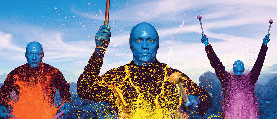 Blue Man Group Offers BBNYC Attendees an Exclusive Performance