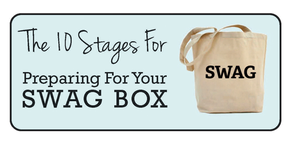 The 10 Stages of Preparing For Your Swag Box