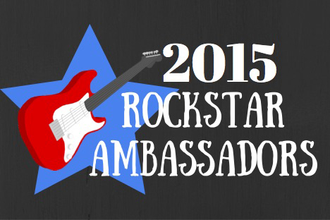 Blogger Bash Rock Star Ambassador Program 2015