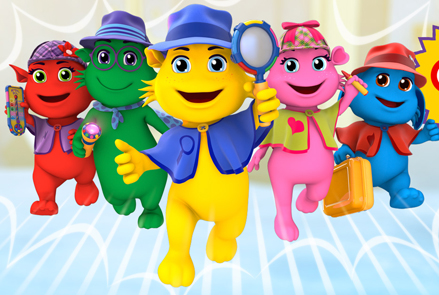 Meet the Moodsters: The Funny Little Detectives Who Help Children Uncover Emotional Intelligence