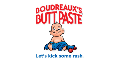 Boudreaux's Butt Paste Logo