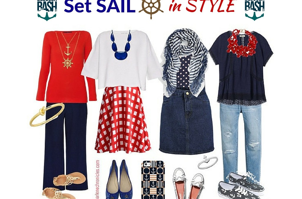 Four Ways to Set Sail in Style