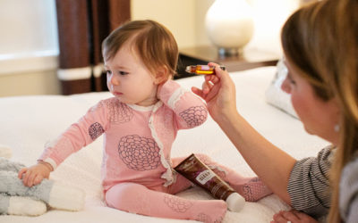 Mom's Guide to Essential Oils: Comforting Kids Naturally