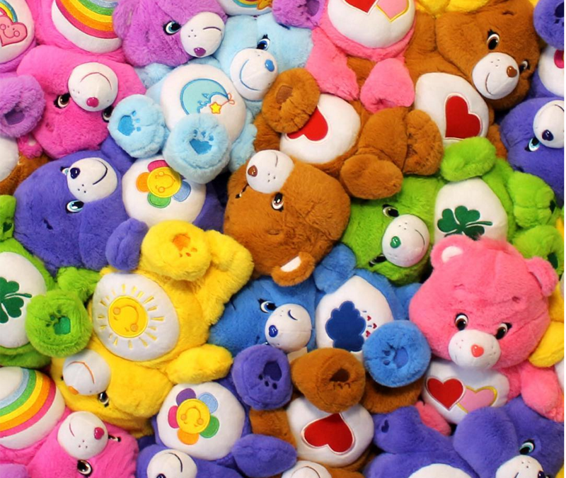 Care Bears to Kick of BBNYC 2016
