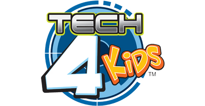 Tech 4 Kids Logo