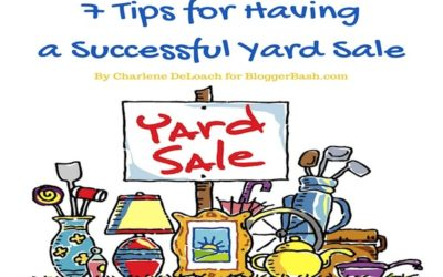 7 Tips for Having a Successful Yard Sale