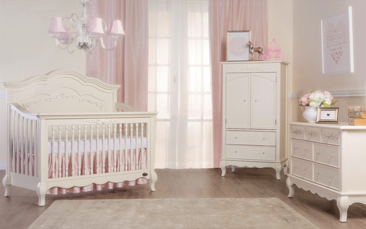 Designing your Baby's Nursery Need Not Be a Shakespearean Production