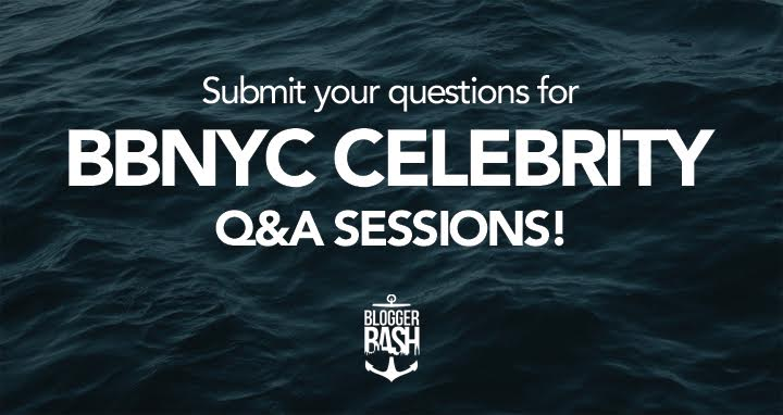 Submit Your Celeb Q&A Questions!